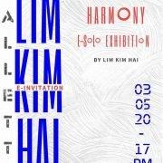 Harmony E-Solo Exhibition by Lim Kim Hai